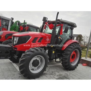 120HP 4WD large tractor