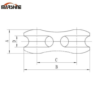8 Shape Bend Resistance Connector