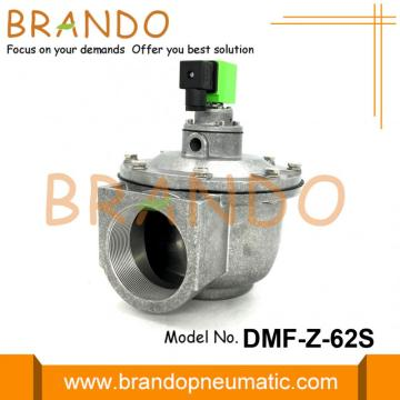 DMF-Z-62S BFEC Pulse Valve For Bag Filter 220VAC