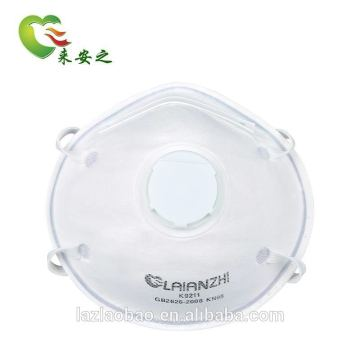 KN95 Particulate Respirator Disposable Cup Shape Protection
