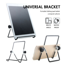 Portable Foldable Universal Tablet Holder For IPhone IPad Holder Tablet Stand Mount Adjustable Desk Support Flexible Phone Stand