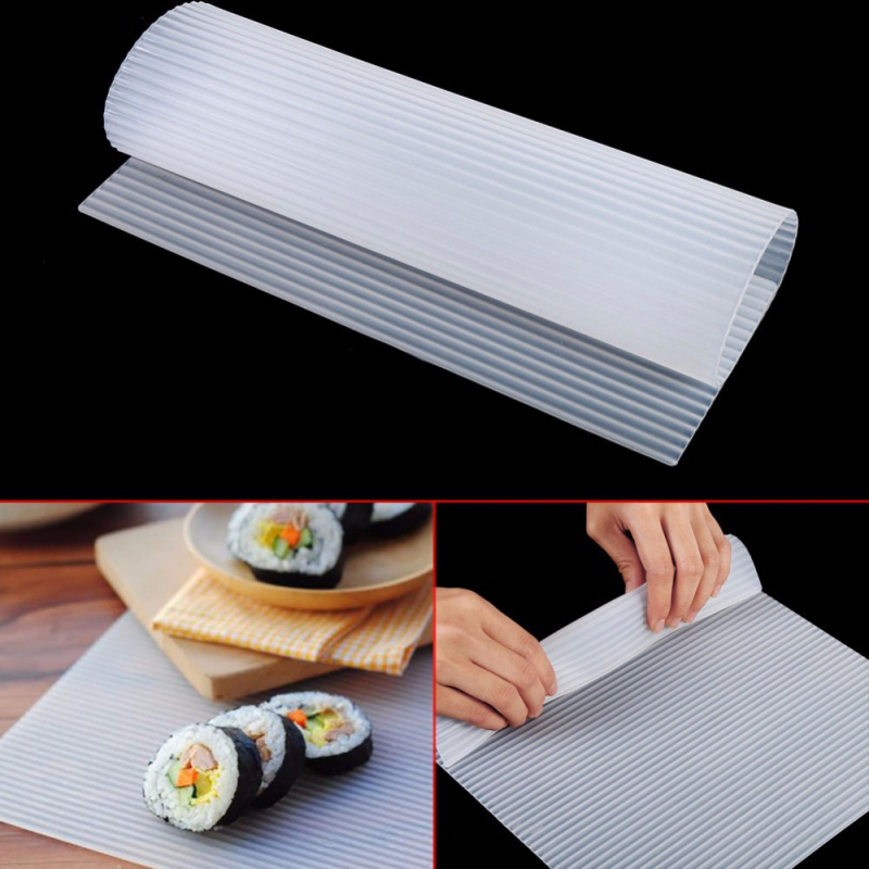 NEW Arrival Sushi Set Bamboo Rolling Mats Rice Paddles Tools Kitchen DIY Accessories Kitchen Tools Sushi Tools