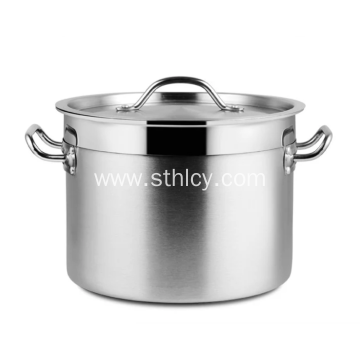 Wholesale Stainless Steel Soup Pot
