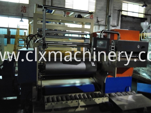456555C cast film machine