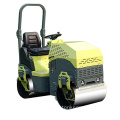 Excellent performance full hydraulic small car road roller