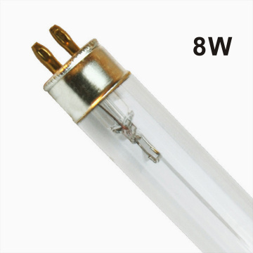 8W T5 Disinfection Lamp Ultraviolet Lamp UV Bulb for Bacteria, Mile, Flu