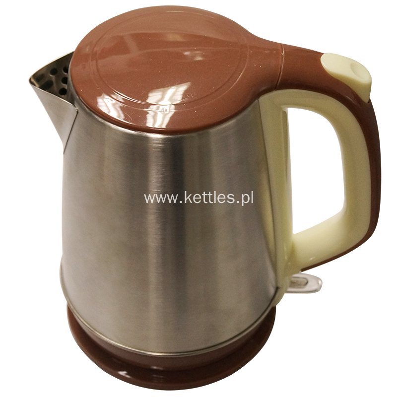 201 Stainless Steel Kettle New Design