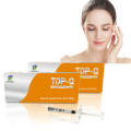 Injectable hyaluronic acid facial dermal filler for wrinkle filler injection