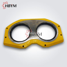 Concrete Pump Hardface Wear Plate for Bucket