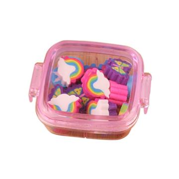RAINBOW BUTTERFLY RUBBER ERASER-0