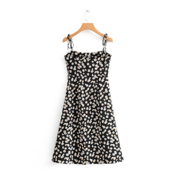 Women Casual Sexy Sling Dress
