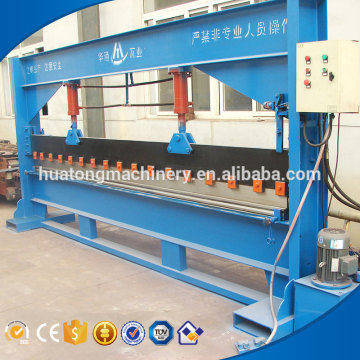HuaTong hydraulic bending machine