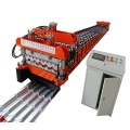 Zinc Metal Roofing Tile Roll Forming Equipment