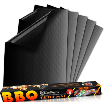 Reusable Heavy Duty Non-Stick BBQ Grill Mats