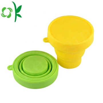 Silicone Water Expandable Collapsible Travel Cup