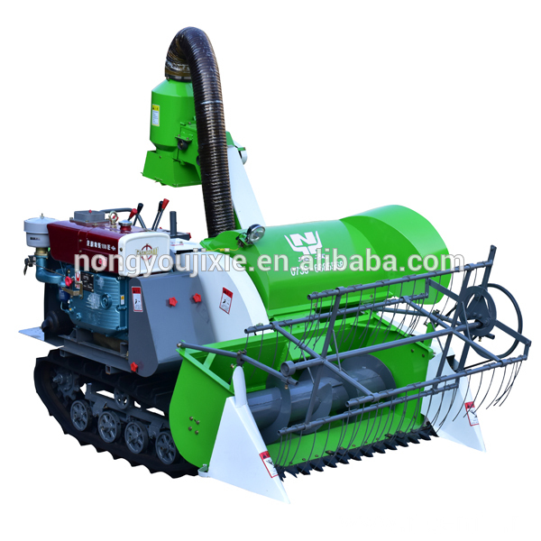 Factory Direct Sales paddy Harvester mini harvester price