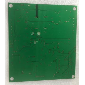 2 layer 3,5mil traccia è pitch PCB