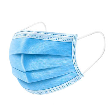 Disposable medical three-layer protective masks