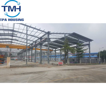 Best Quality Poultry Farm And Steel Frame Workshop