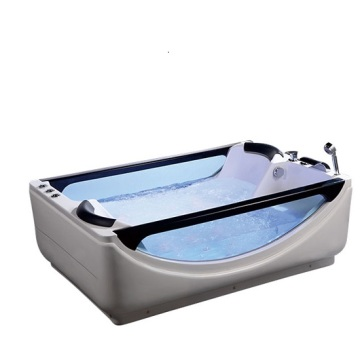 Acrylic Whirlpool Bathtub for 2 Person