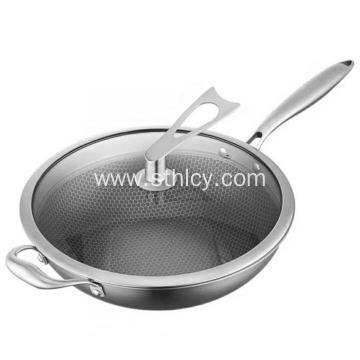 High Quality Stainless Steel Pan for Cooking