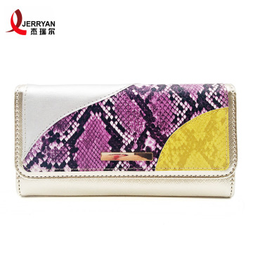 Slim Wallet with Card Holder for Womens
