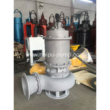 Submersible sewage pump in Naipu