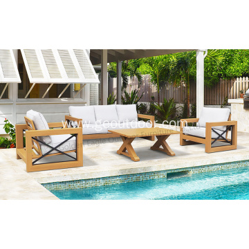 Heat transfer Outdoor aluminum furniture on sale
