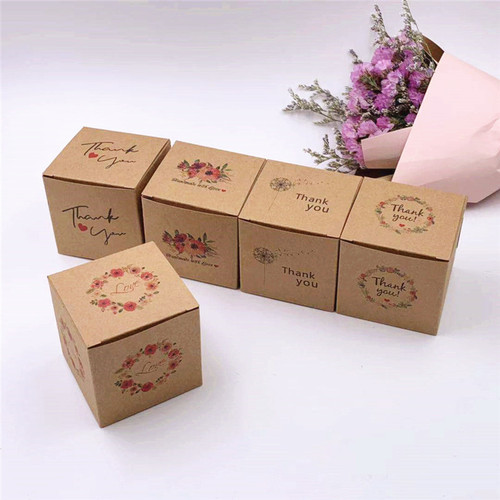 custom press on nail packaging box frosted acrylic  box packaging