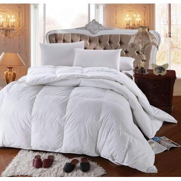 Queen Size Goose Down Alternative Comforter Overfilled Duvet