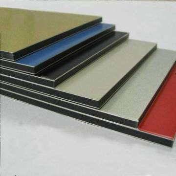 Matte Acp Cladding Sheet ACM Panel