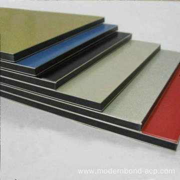 Matte Aluminum Composite Sheets ACM Panel