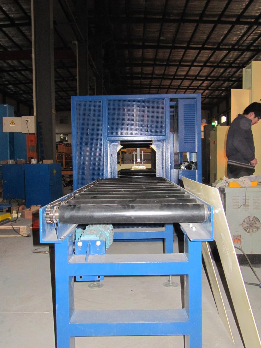 CE approved Steel Pipe Flow Pack Wrapper Machine