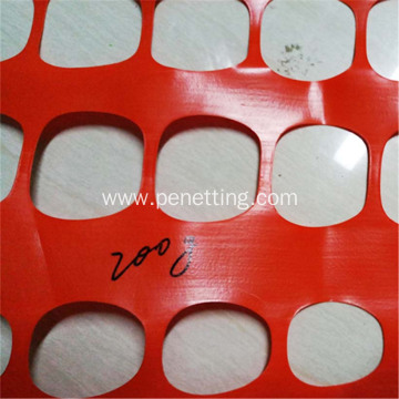 100% virgin HDPE plastic orange building safety netting