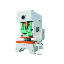 Open high performance pneumatic press machine