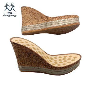 11cm High Heel Wedge Outsole