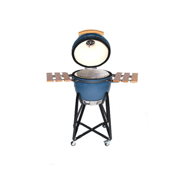 Smoker Kamado Tabletop Ceramic Bbq Grill