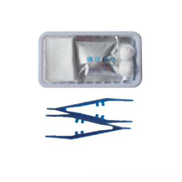Disposable Medical Wound Dressing Change Kit