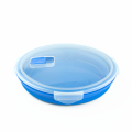 Soft Material Silicone Collapsible Lunch Box Set