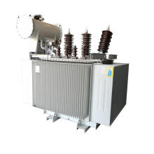 Oil Immersed Power Transformer Station