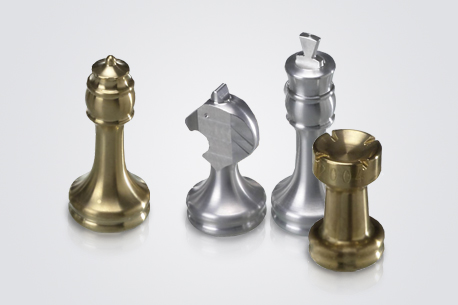 chess-pieces-cnc-workpieces