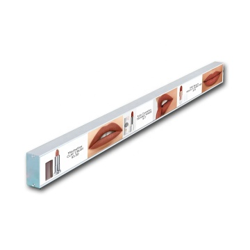P1.875 Retail Header Led Shelf Display
