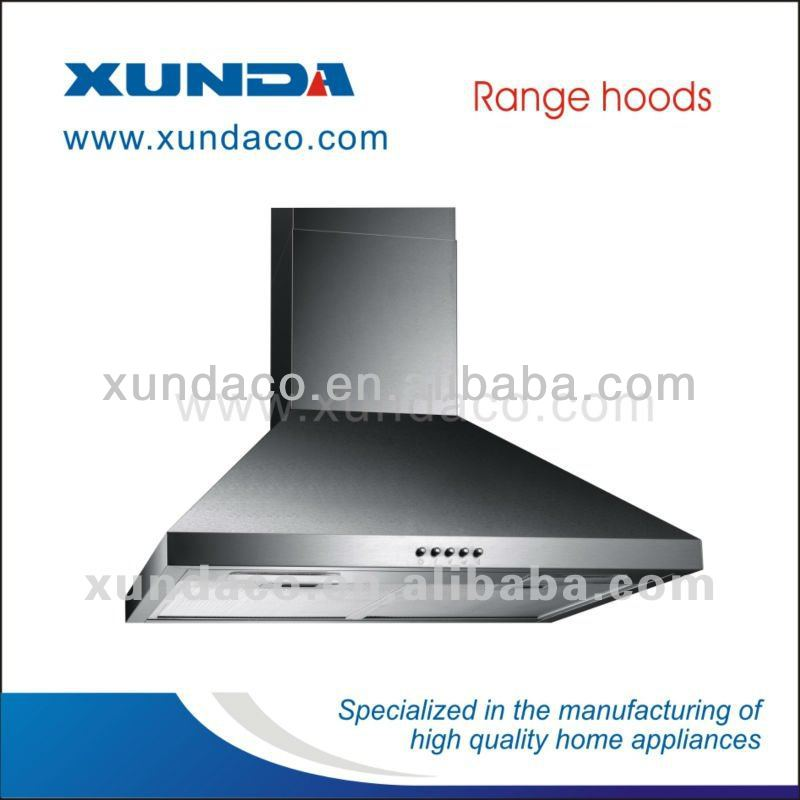 60cm Stainless Steel Kitchen Hoods