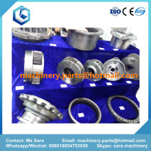 Excavator swing reducer gear reduction parts