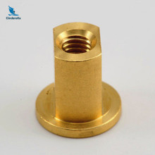 Brass Fasteners Screws Nuts