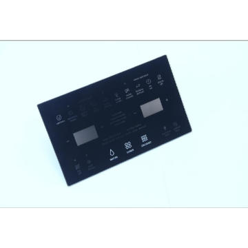 Oven Timer Flat Tempered Glass