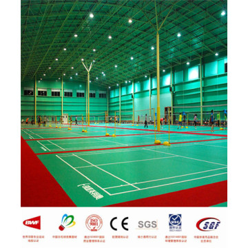 PVC badminton floor/PVC floor for badminton court