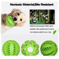 Dog Teeth Cleaning Toy Ball Silicone Pet Ball