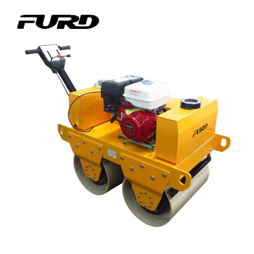 Petrol Engine 9.0Hp Hand Operated Road Compact Roller (FYL-S600)