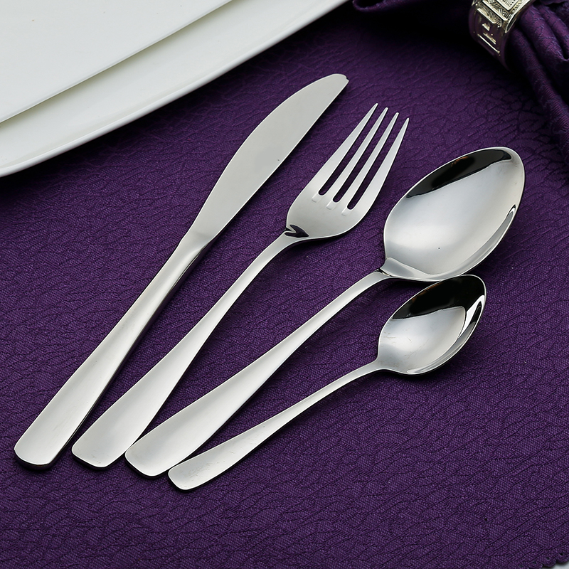18/0 Refinement Stainless Steel Flatware